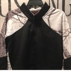 Huntsman Jackets & Coats - Huntworth Camo Zip Up Jacket sz XL 100% Polyester